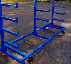 Custom Industrial Carts & Platforms