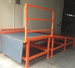 Custom Industrial Cart