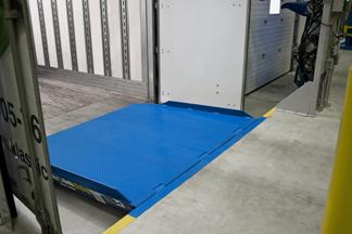 Vertical Dock Leveler 2