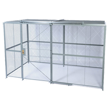 Wire Security Cage