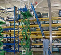 ASRS High Density Installation