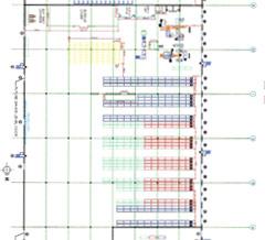 Industrial 2D CAD Drawings