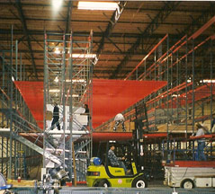 Turnkey Warehouse Construction