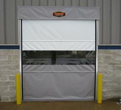 Overhead Roll-up Doors