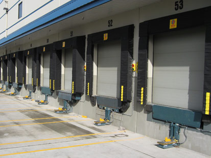 Full Loading Dock Installation