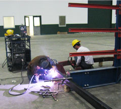 On Site Industrial Welding