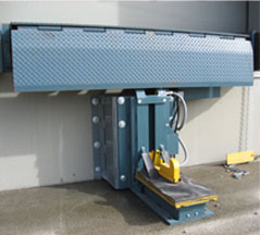 Pit Dock Levelers & Vehicle Restraints