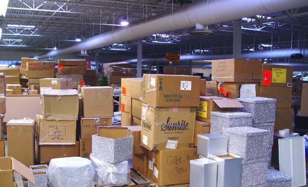 Warehouse Waste