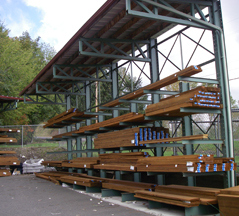 Cantilever Racking Seattle