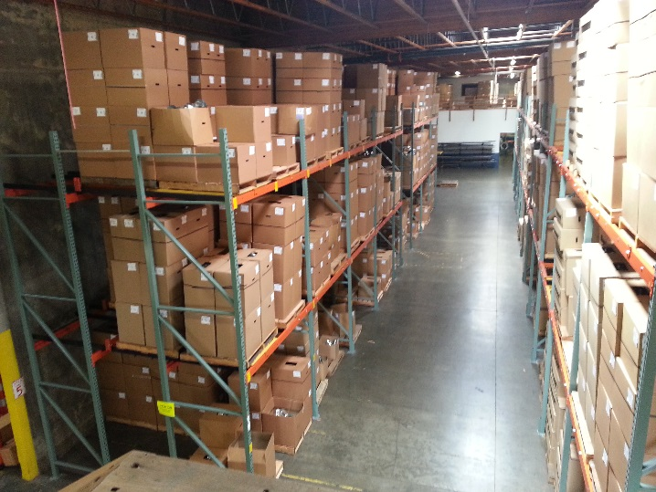 Exploring Push Back Pallet Racking and it's Benefits
