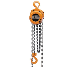 CF Series Chain Hoists