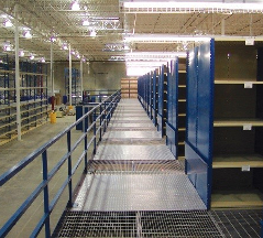 Full Mat Metal Shelving Systems 1