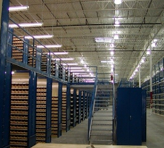 Full Mat Metal Shelving Systems 3