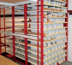 Large Parts Storage 1