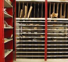 Large Parts Storage