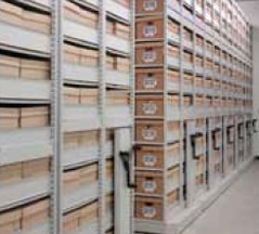 Mobile Shelving Systems 10