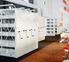 Mobile Shelving Systems 13