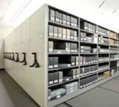 Mobile Shelving Systems 4