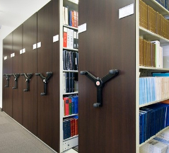 Mobile Shelving Systems 8