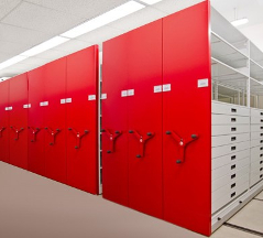 Mobilex Mobile Shelving Systems