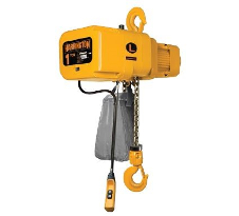 (N)ER Electric Chain Hoists