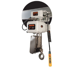 NER Food Grade 3-Phase Hoist Trolley