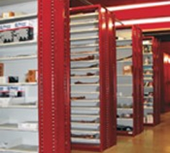 Small Parts Storage 12
