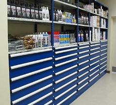Small Parts Storage 4
