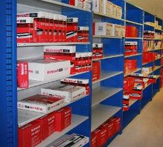 Small Parts Storage 7