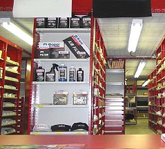 Small Parts Storage 8