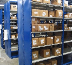 Small Parts Storage 9