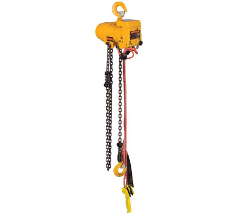 TCR Air Chain Hoists