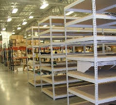Automotive Metal Shelving