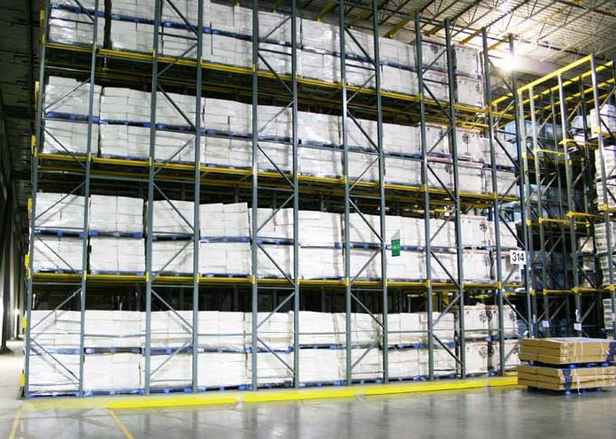 Drive-In & Drive-Through Pallet Racking Seattle