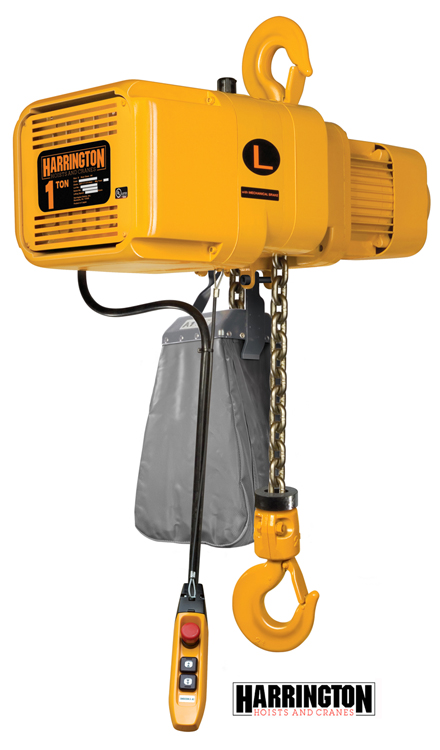 Advantages of Using Electric Hoists