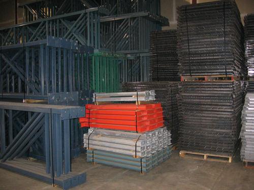 Used Pallet Racks