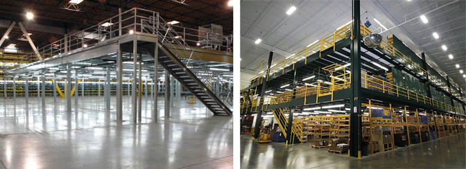 Choosing Which Type of Mezzanine System is Best for You
