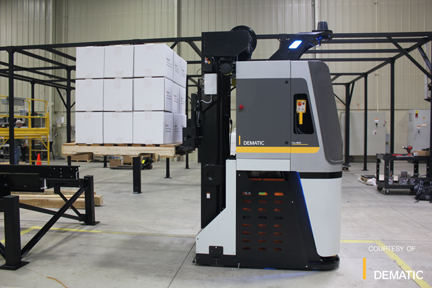 The Importance of an Automated Guided Vehicle in Enhancing Operational Efficiency