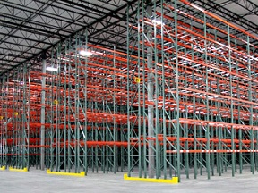 Selective - Structural Rack