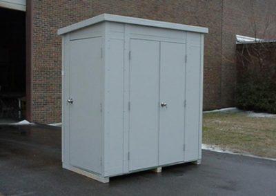 Equipment Storage Prefabricated Building