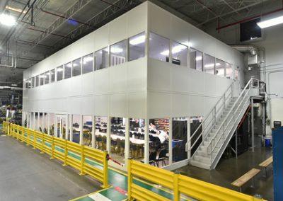Modular Office Break & Office Space