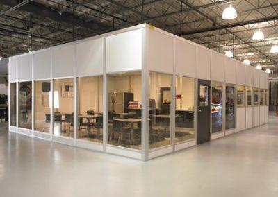 Modular Office Break Room