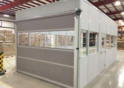 Modular Office Machine Enclosure 2