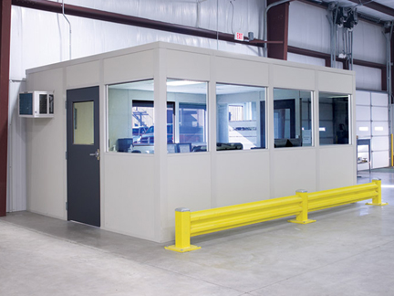 Shipping & Receiving Modular Office