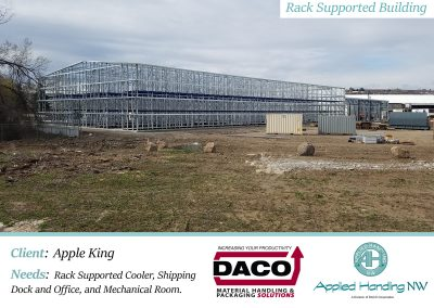 Apple King FInal _ Rack Supported BUILDING ____THREE___