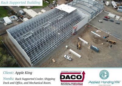 Rack Supported Building ____002 AppleKing