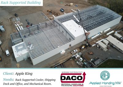 Rack Supported Building ____003 AppleKing