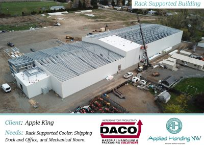 Rack Supported Building ____009 AppleKing