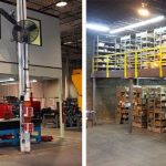 Top 5 Benefits of a Warehouse Mezzanine