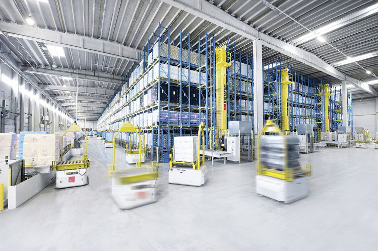 What Is An Automated Guided Vehicle and What Are the Benefits?